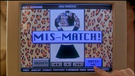 Clueless-mismatch